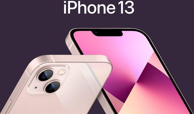 iPhone 13全系列開放預約,台灣之星指出,新色「天峰藍」及「粉色」最受消費者青睞。(圖取自蘋果官方網頁apple.com)