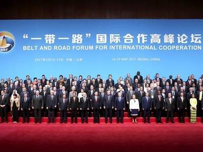 中國大陸一帶一路背後的政治經濟學