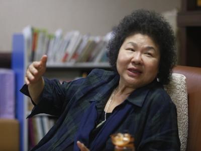 高雄市長陳菊專訪