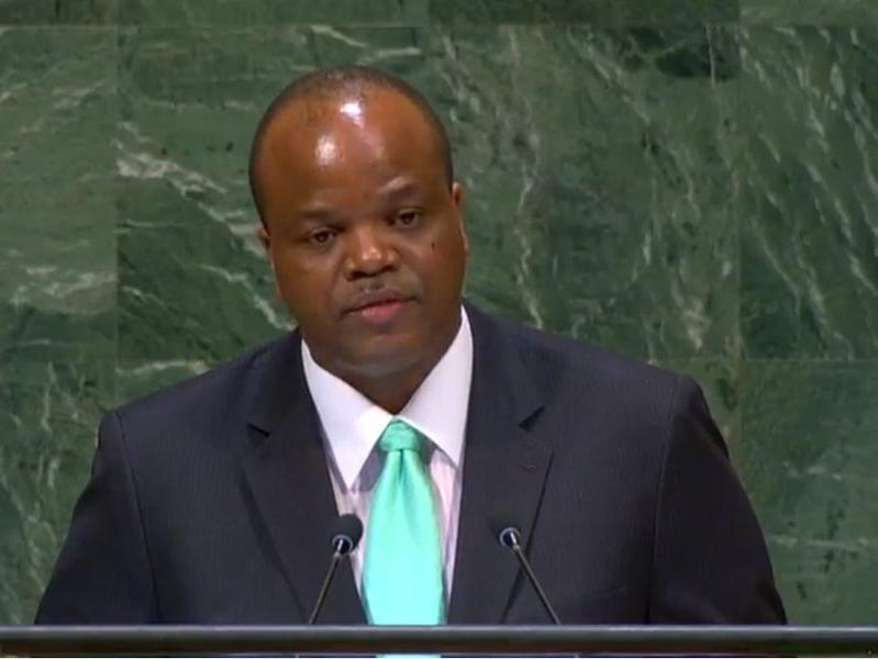 聯合國大會 友邦為台灣發聲