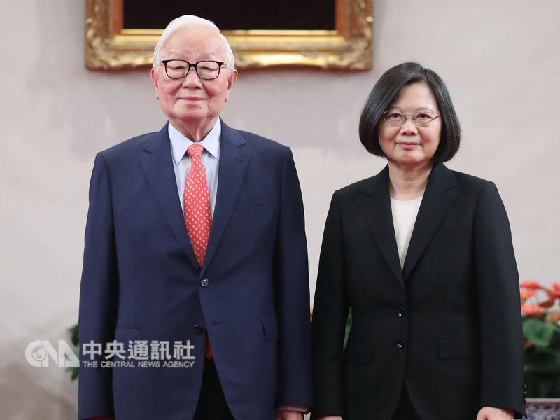 張忠謀任APEC領袖代表