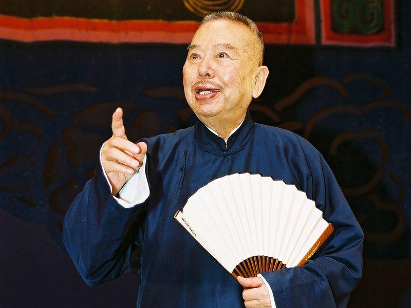 相聲大師吳兆南辭世