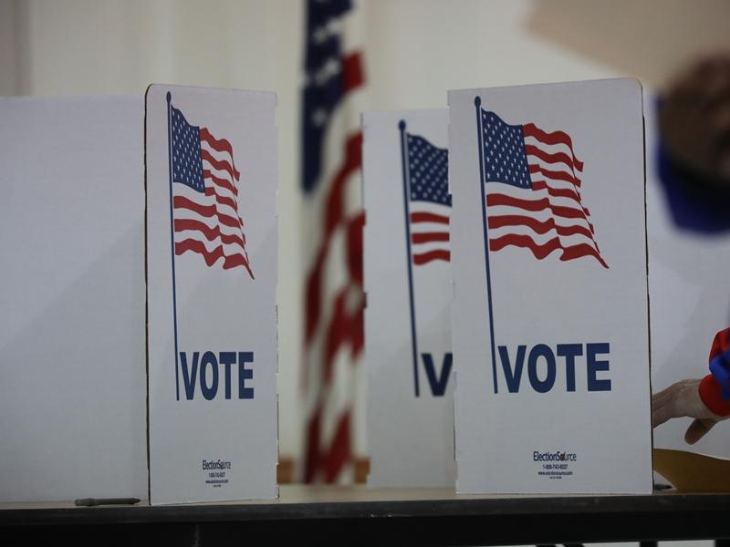 美國期中選舉結果出爐