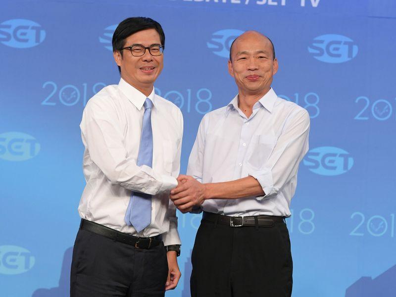 高雄市長選舉電視辯論