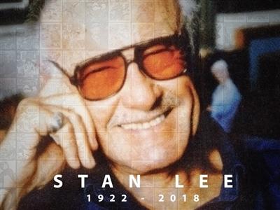 Stan Lee辭世享壽95歲