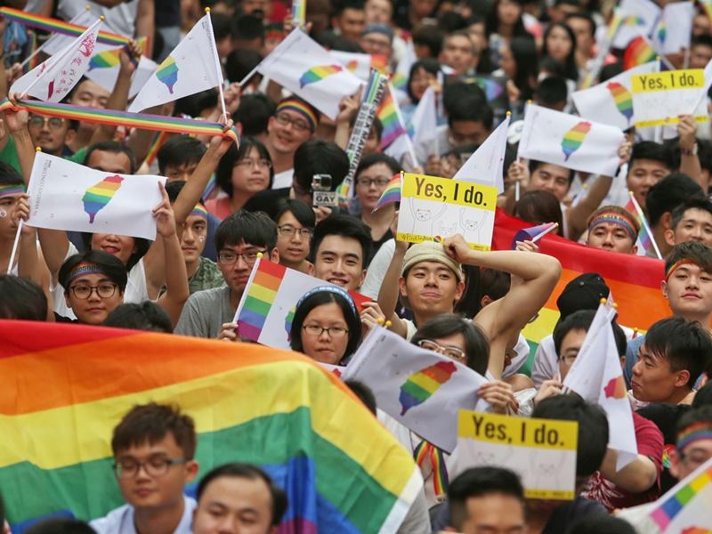 同婚入民法公投未過 未來怎麼走?