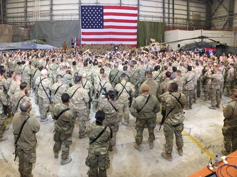 美軍撤離敘利亞 下一個可能是阿富汗