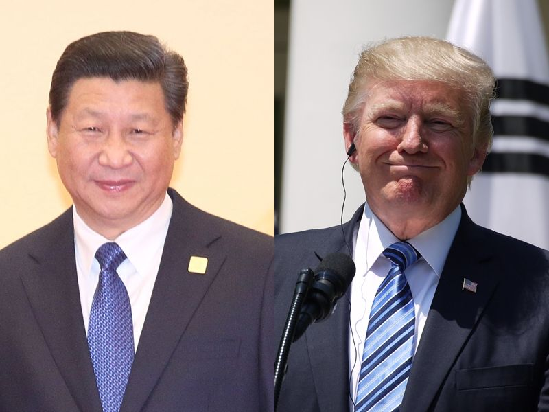 美中貿易磋商