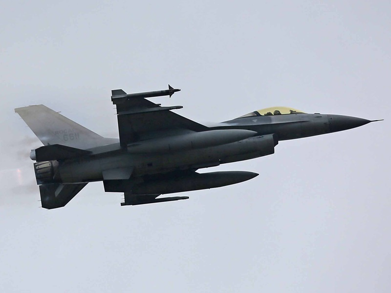 美對台F-16軍售案