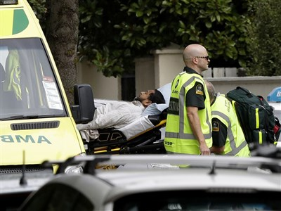 紐西蘭清真寺槍擊案51死