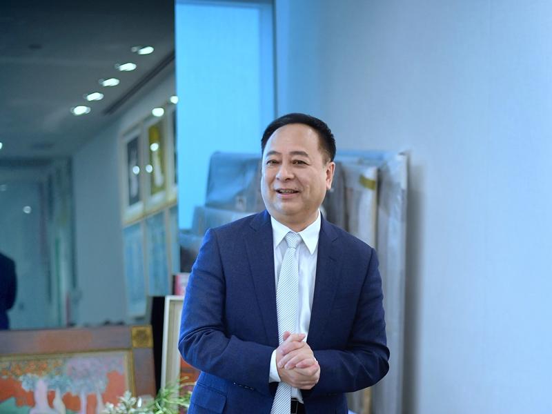 台北101董事長專訪