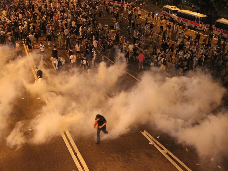 香港占中案宣判