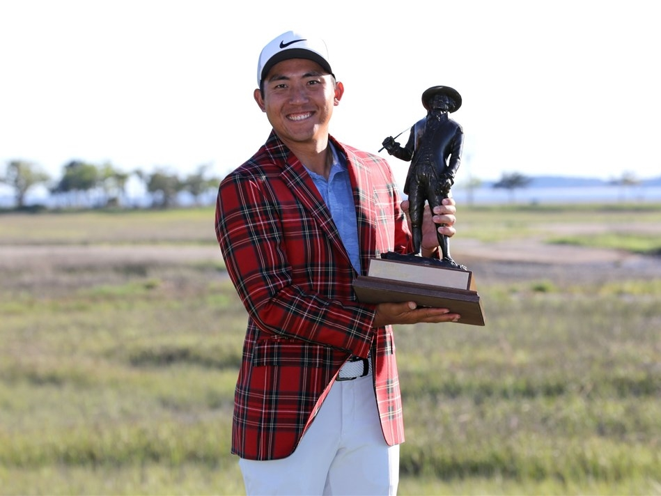 潘政琮奪PGA首冠