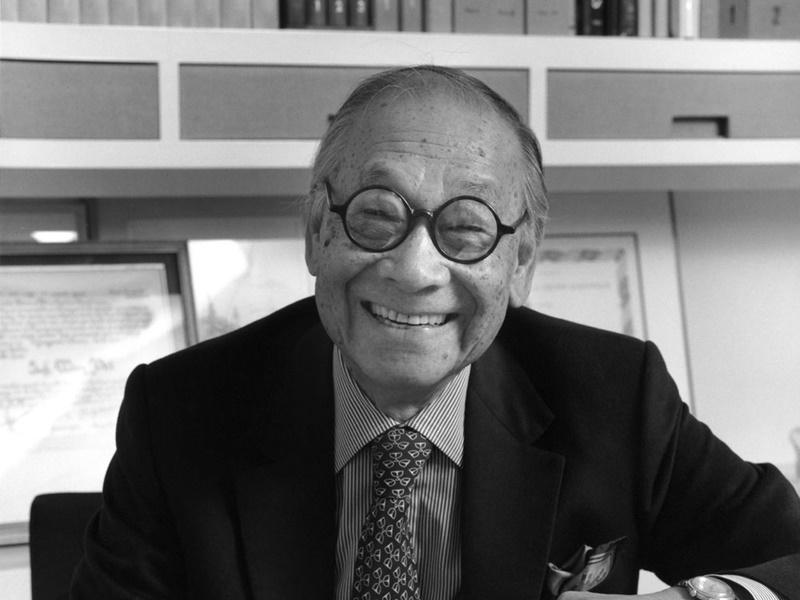 建築師貝聿銘102歲逝世