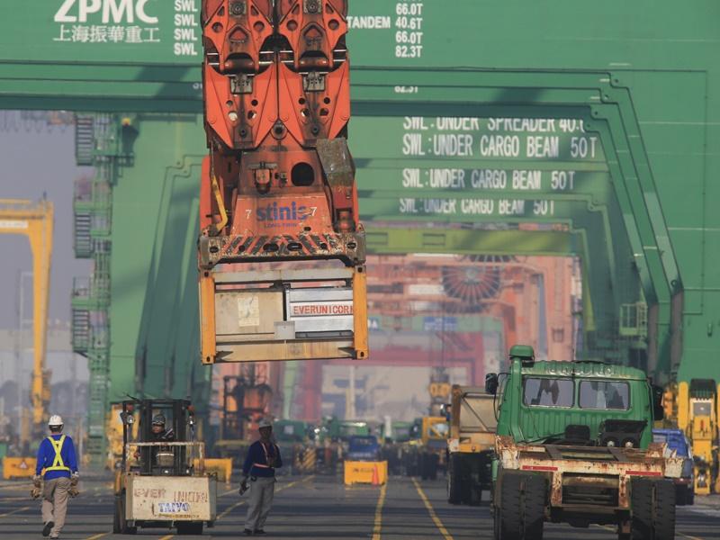 美中貿易戰對台影響