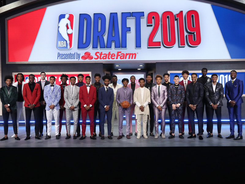 2019年NBA選秀會