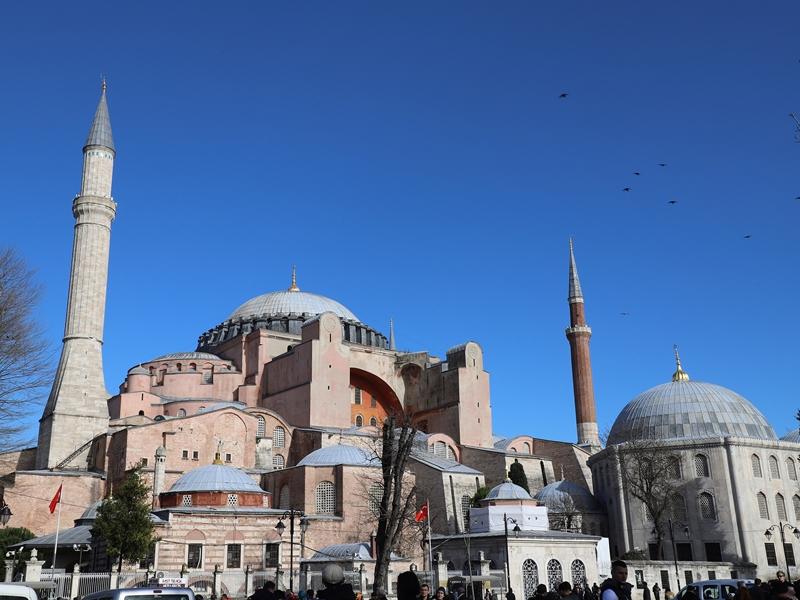 土耳其特派員看中東