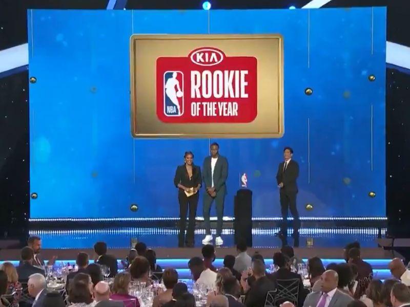 NBA 2018-19年度頒獎典禮