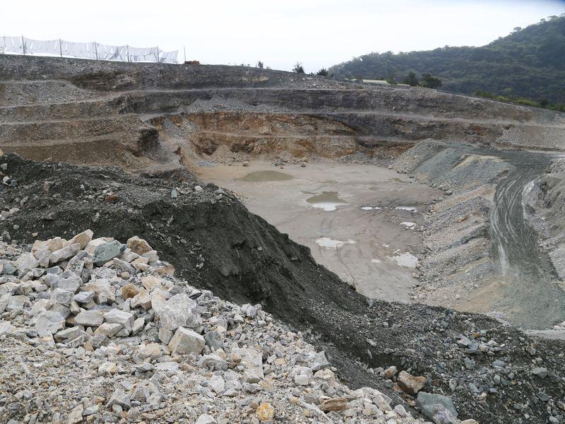 亞泥礦權展延撤銷