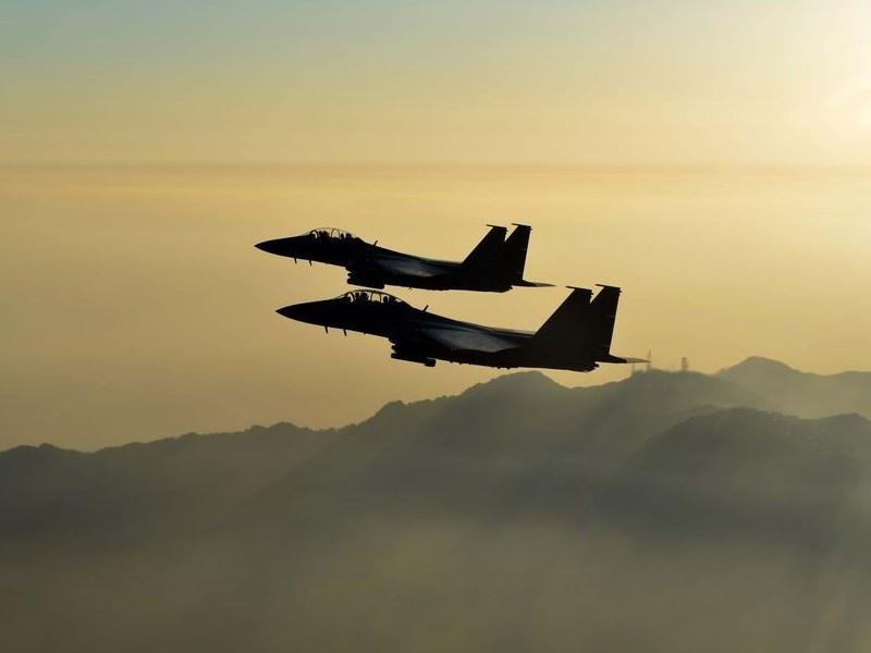 中俄軍機侵韓防空識別區