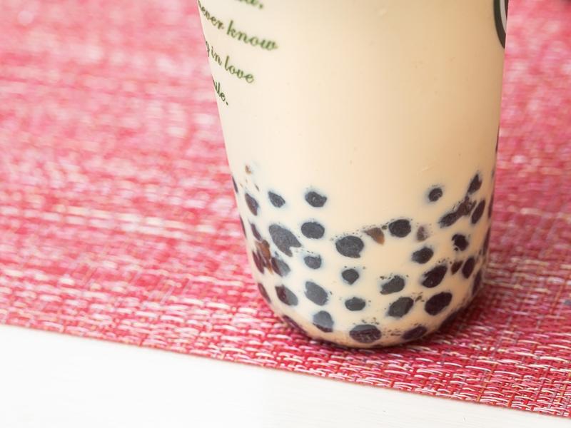 台灣珍珠奶茶征服世界