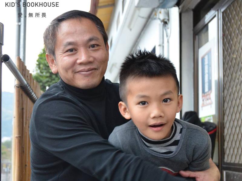 孩子的書屋創辦人陳俊朗過世