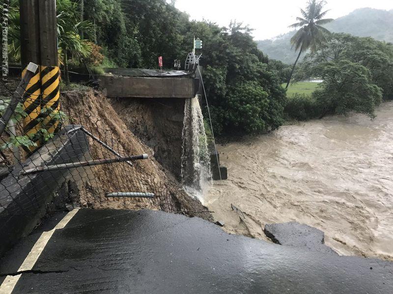 中南部大雨災情