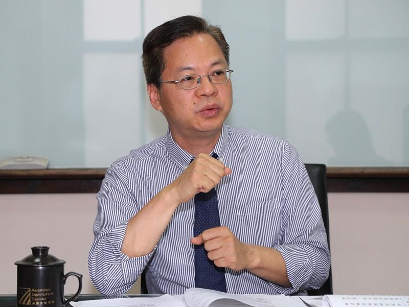政務委員龔明鑫專訪