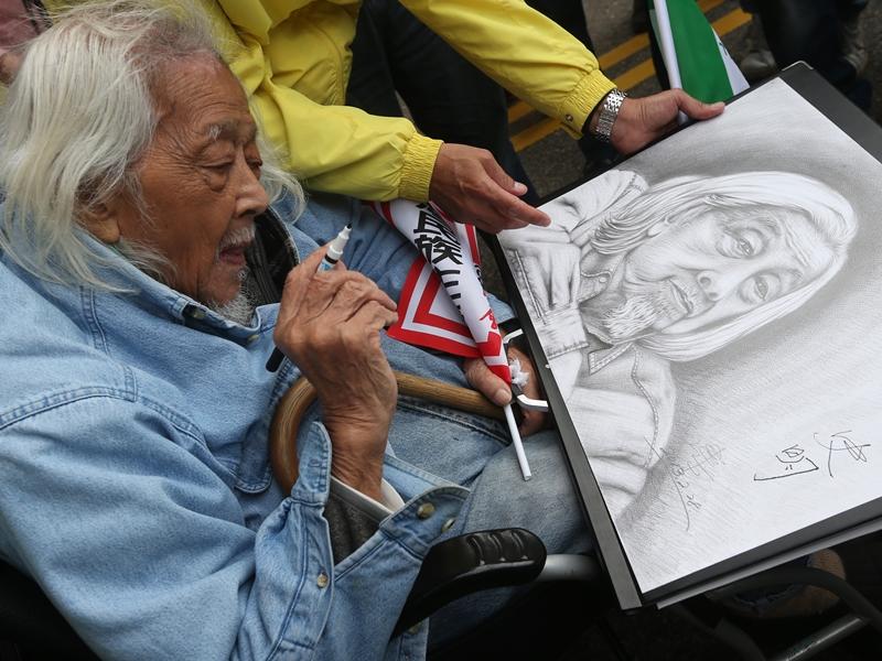史明逝世享壽103歲