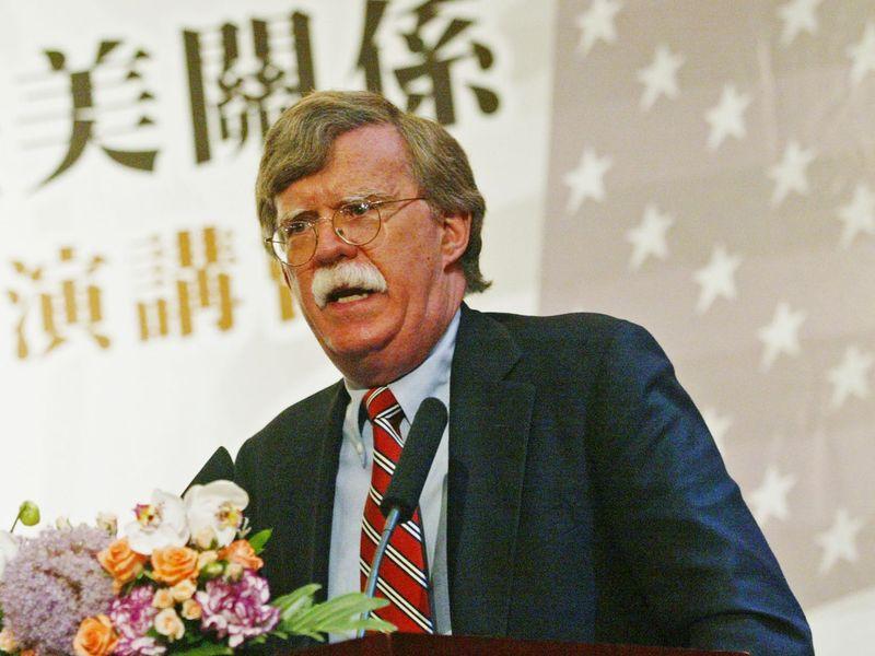 美國安顧問波頓被迫請辭
