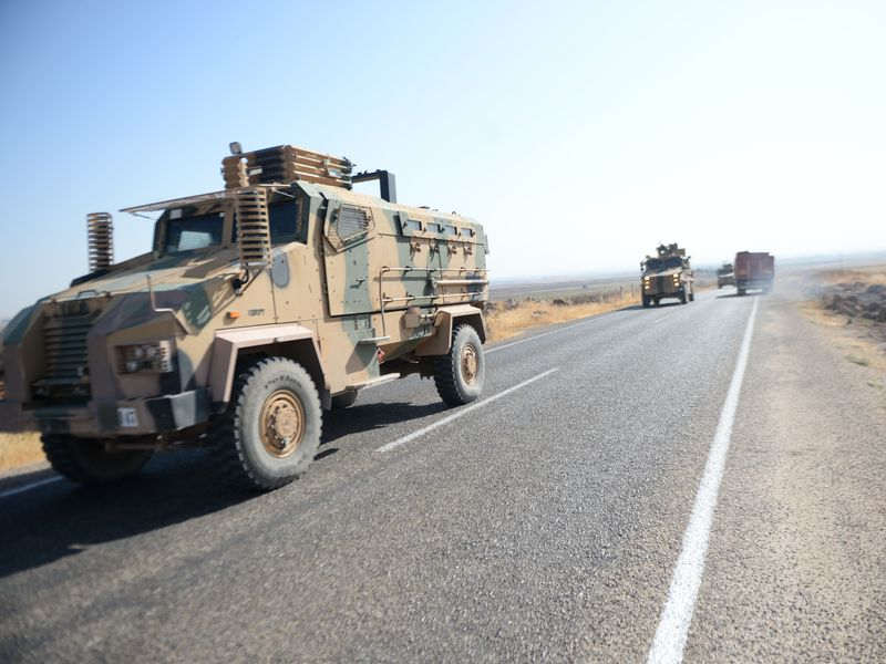 土耳其出兵敘利亞