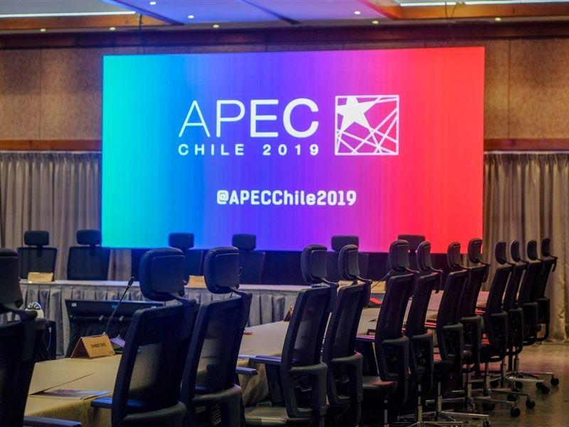 智利取消APEC峰會