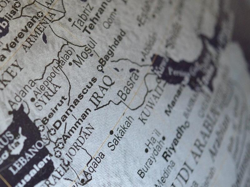 伊拉克反政府抗爭升溫