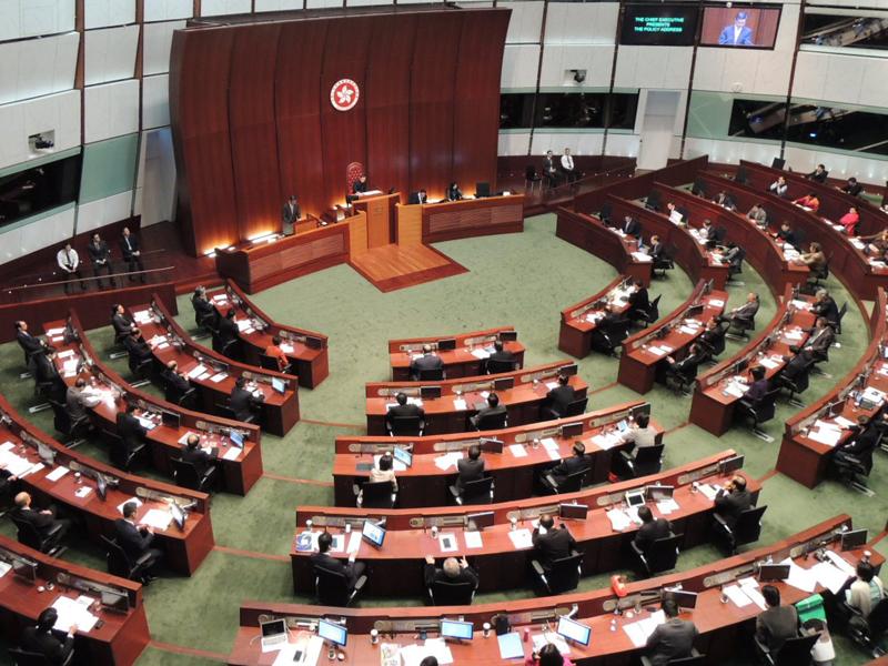 香港區議會選舉
