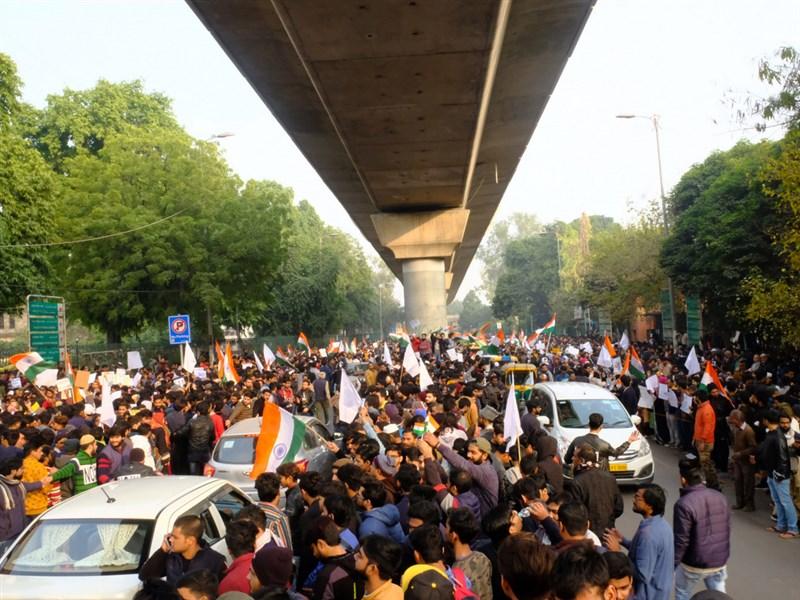 印度修正公民法爆抗爭