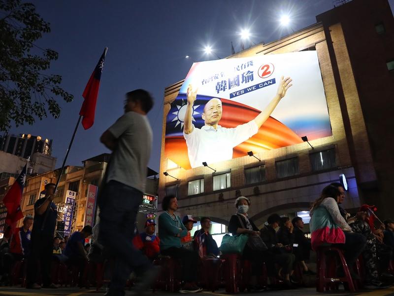 國民黨掀檢討九二共識