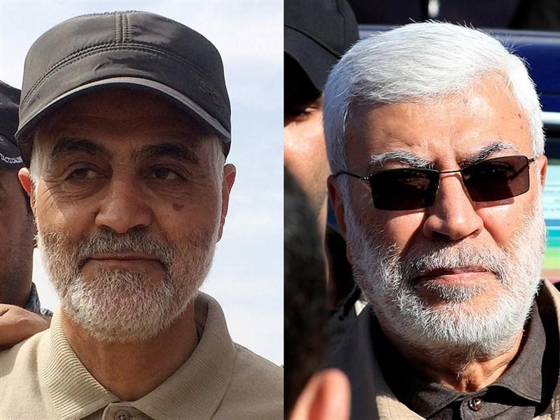 川普下令擊殺伊朗將領