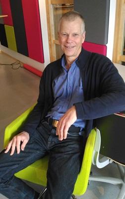 在瑞典林奈大學擔任資深講師的芬蘭人艾利(圖)認為,日光節約時間爭議牽涉到國族認同。