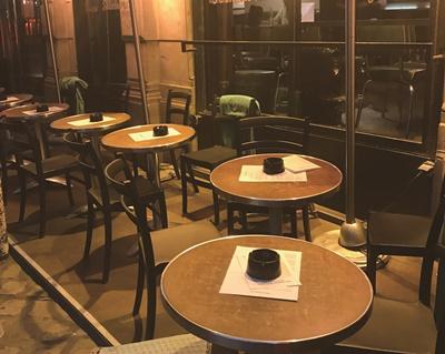 傳統餐館和露天咖啡座是生活在巴黎的人們交流分享的地方。