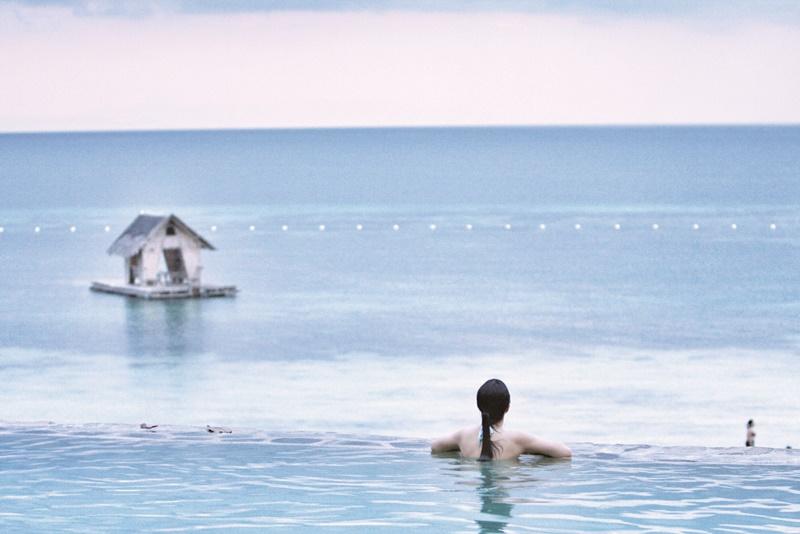 在宿霧找座度假村感受海濱風情,十分享受。