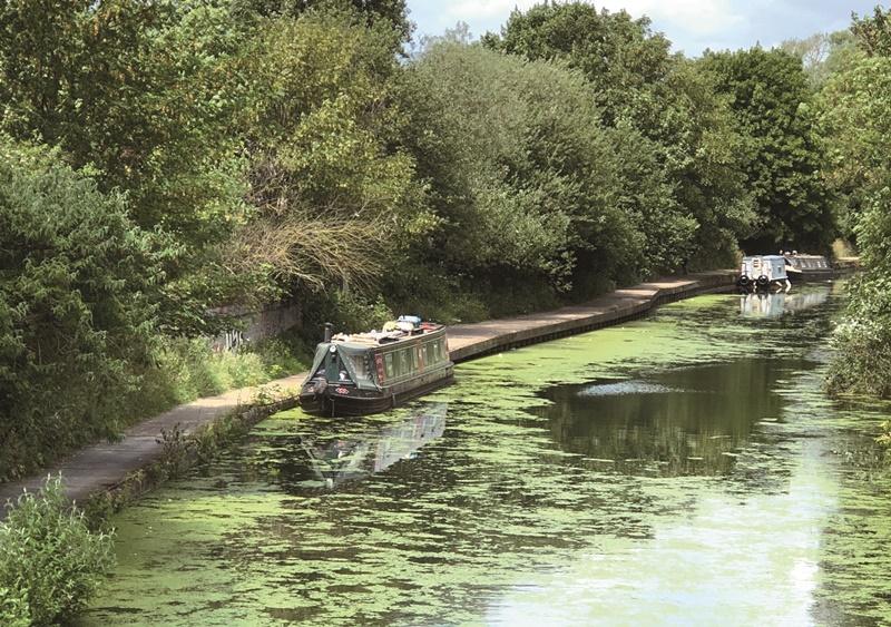 根據統計,英國約有1萬5,000名水居族。