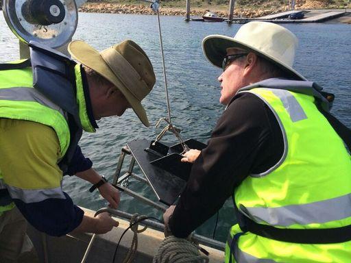 臺澳跨國研究 水下遙測新技術測得海草分佈及健康狀態