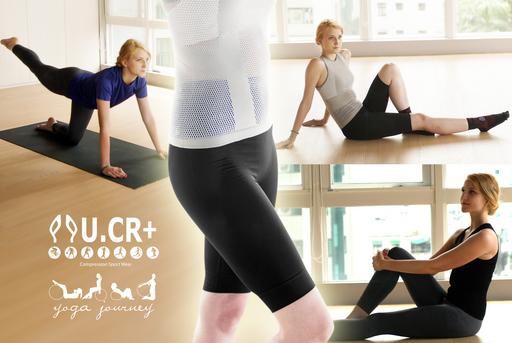 QQ褲多種運動均可使用。