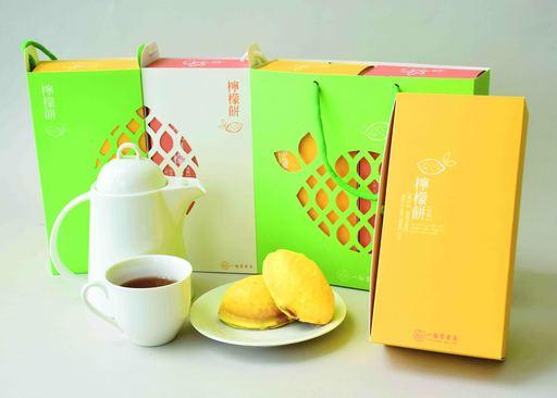 新設計的外盒就是一棵版畫風格的檸檬。