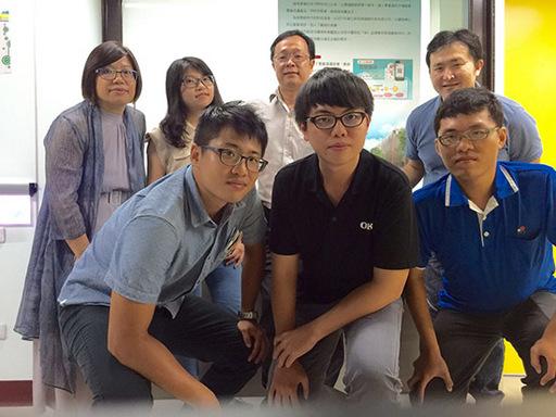 1.新鉅峰國際科技有限公司團隊。