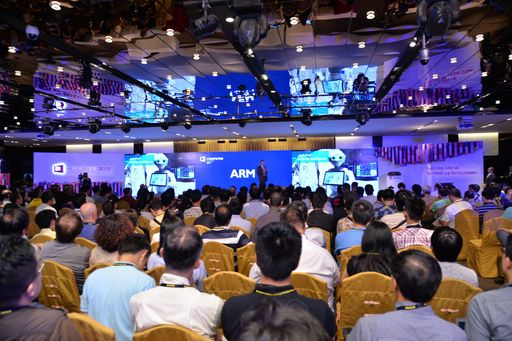 人工智慧領域專家於COMPUTEX CPX論壇中暢談AI產業革命進程。