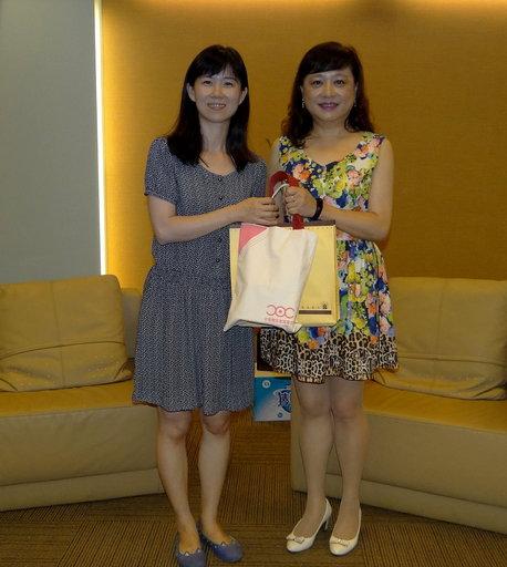 正修科大MOOCs成果盛碩,中華開放教育聯盟登門專訪。