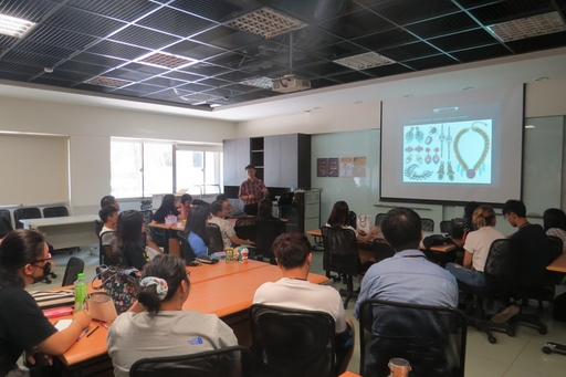 PJ Chen介紹個人設計經歷及作品