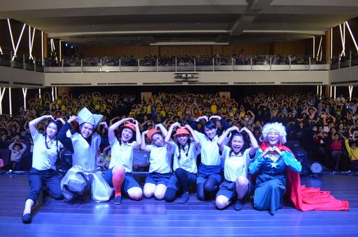 蘋果劇團「奇幻冒險魔法書」兒童劇演出,現場氣氛high翻天