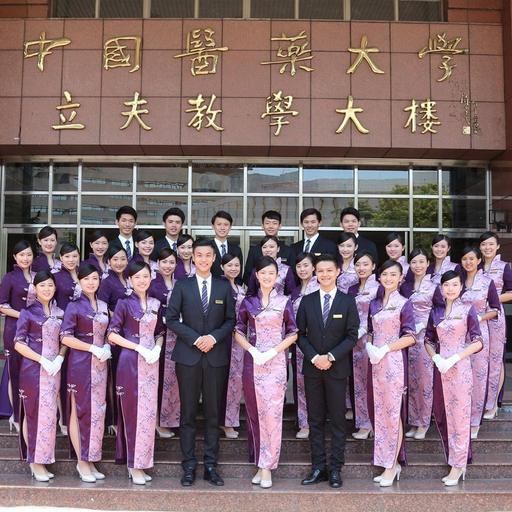 軟實力~紫薔薇親善大使團。